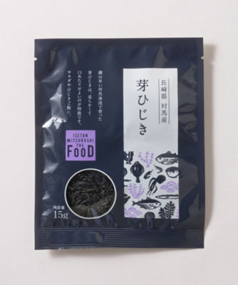 THE FOODの長崎県 対馬産 芽ひじき