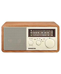 Sangean/サンジーン FM/AMラジオ・Bluetoothスピーカー