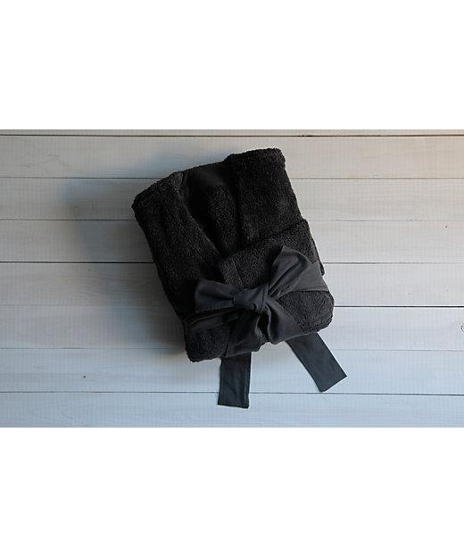<育てるタオル/ソダテルタオル> MARQUE Lounge Robe(マルク ラウンジローブ) ダークグレー【三越伊勢丹/公式】