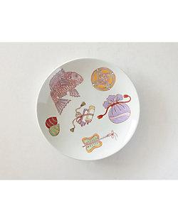 ARITA PORCELAIN LAB/アリタポーセリンラボ 平皿(小) 宝づくし