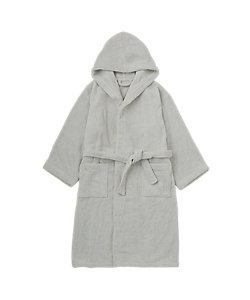 MONOEARTH(Women)/モノアース SUPIMA COTTON BATH-ROBE WITH HOOD