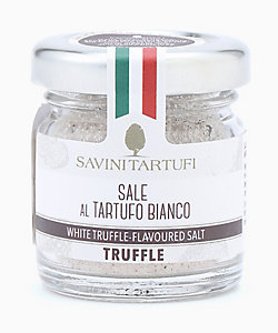SAVINI TARTUFI/サヴィーニ タルトゥーフィ 白トリュフ塩 S