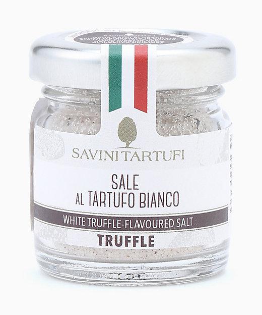 <SAVINI TARTUFI/サヴィーニ タルトゥーフィ> 白トリュフ塩 S【三越伊勢丹/公式】
