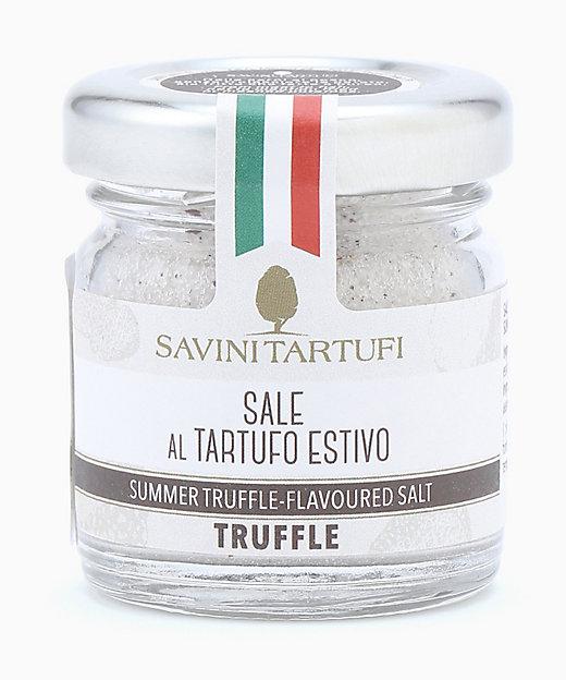 <SAVINI TARTUFI/サヴィーニ タルトゥーフィ> サマートリュフ塩 S【三越伊勢丹/公式】