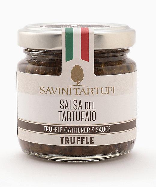 <SAVINI TARTUFI/サヴィーニ タルトゥーフィ> トリュフギャザーソース【三越伊勢丹/公式】