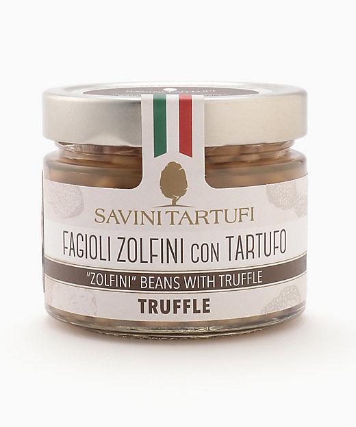 <SAVINI TARTUFI/サヴィーニ タルトゥーフィ> トリュフ入り白いんげん豆【三越伊勢丹/公式】