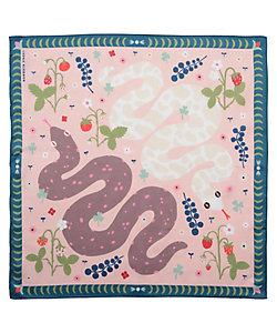 H TOKYO(Women)/エイチ トウキョウ Snakes & Strawberries ハンカチ(LK002)