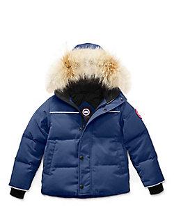 CANADA GOOSE (Baby&Kids)/カナダグース 4599K SNOWY OWL PARKA