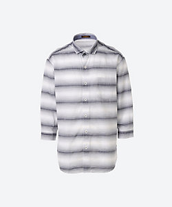 ARAMIS(Men)/アラミス [紳士大きいサイズ]半袖シャツ(七分)