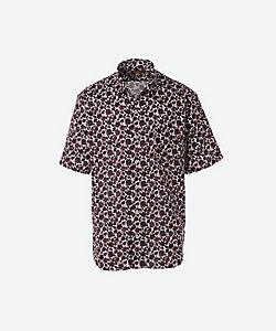 ARAMIS(Men)/アラミス [紳士大きいサイズ]半袖スキッパーシャツ