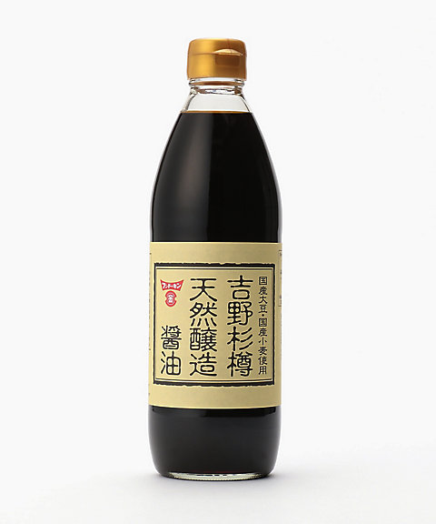 <フンドーキン> 吉野杉樽天然醸造醤油【三越・伊勢丹/公式】