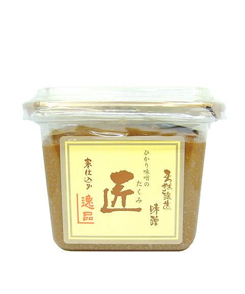 <あぶまた味噌> 天然醸造味噌 匠【三越・伊勢丹/公式】