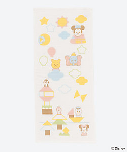 KIDEA(Baby&Kids)/キディア WAKUWAKU フェイスタオル