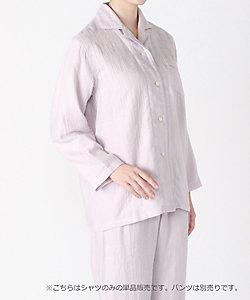 UCHINO TOUCH/ウチノ タッチ マシュマロガーゼレディスパジャマシャツ
