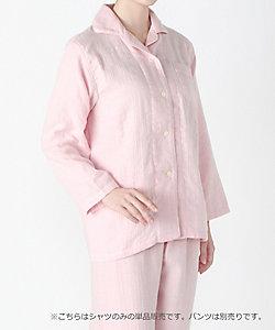 UCHINO TOUCH/ウチノ タッチ マシュマロガーゼ先染めレディスパジャマシャツ