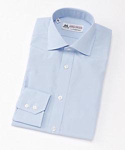FAIRFAX(Men)/フェアファクス ブリッティッシュワイドカラー/ブロード生地/長袖ドレスシャツ(03500)