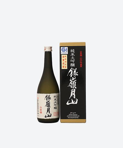 <月山酒造> 山形銀嶺月山 純米大吟醸【三越伊勢丹/公式】