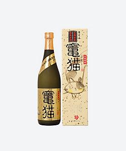 宮崎<落合酒造場>竈猫(へっついねこ) 芋焼酎25度 長期貯蔵熟成古酒