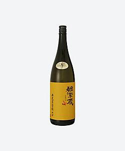 福岡<杜の蔵>独楽蔵 無農薬山田錦 六十 特別純米