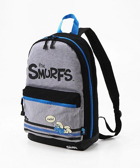 三越・伊勢丹オンラインストア<The Smurfs/スマーフ> リュックグレー 【三越・伊勢丹/公式】