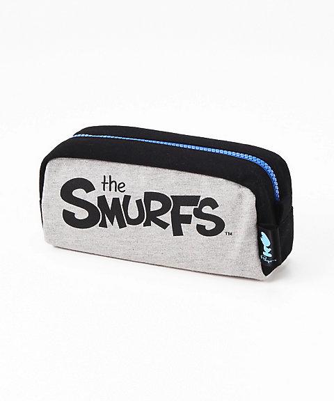 三越・伊勢丹オンラインストア<The Smurfs/スマーフ> ペンポーチ グレー 【三越・伊勢丹/公式】