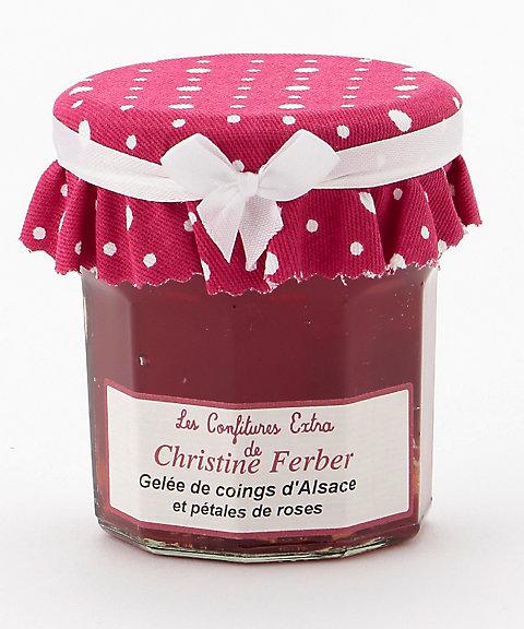 <クリスティーヌ・フェルベール/Christine Ferber> アルザス産マルメロのジュレ ローズ風味 【三越・伊勢丹/公式】