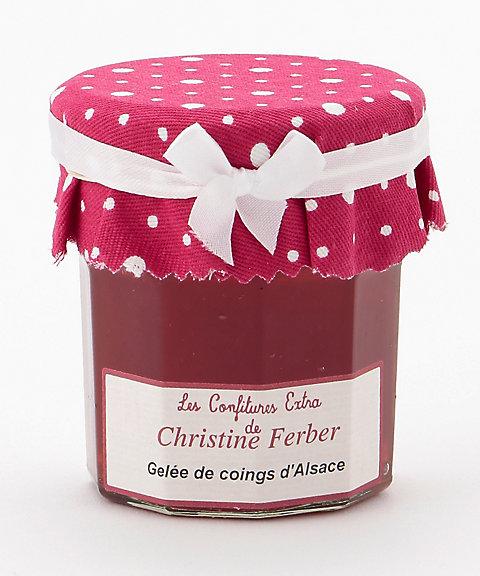 <クリスティーヌ・フェルベール/Christine Ferber> アルザス産マルメロのジュレ 【三越・伊勢丹/公式】