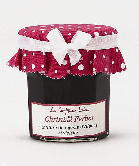 <クリスティーヌ・フェルベール/Christine Ferber> アルザス産カシス スミレ風味 【三越・伊勢丹/公式】