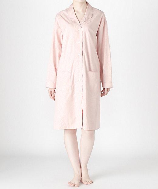 <WIND/ウィンド> ナイトウェア ジャカードペイズリー柄ドレス (レディス) ピンク【三越伊勢丹/公式】