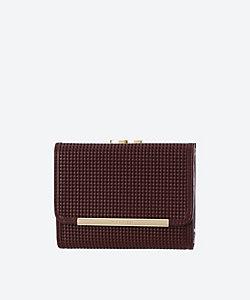 NINA RICCI(Bag&SLG) /ニナ リッチ NRアルテミスP口金折財布