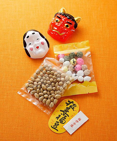 <豆政> 京都福の豆(和菓子)【三越・伊勢丹/公式】