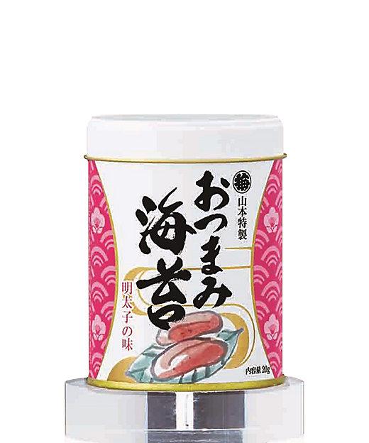 <山本海苔店/ヤマモトノリテン> おつまみ海苔 明太子の味【三越伊勢丹/公式】