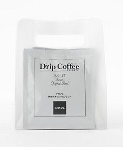 CAPITAL COFFEE/キャピタルコーヒー ドリップコーヒー デカフェ 伊勢丹オリジナルブレンド