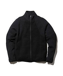 Snow Peak/スノーピーク ニットジャケット WG Stretch Knit Jacket SW 20AU007