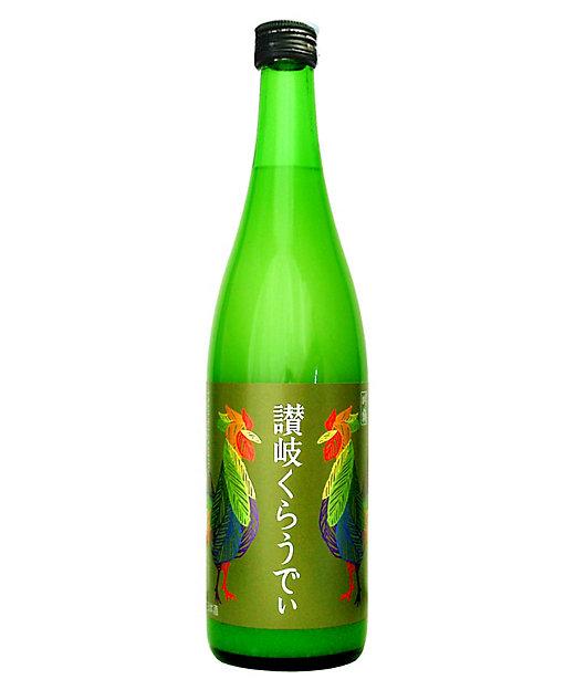 <香川県/川鶴酒造>讃岐くらうでぃ
