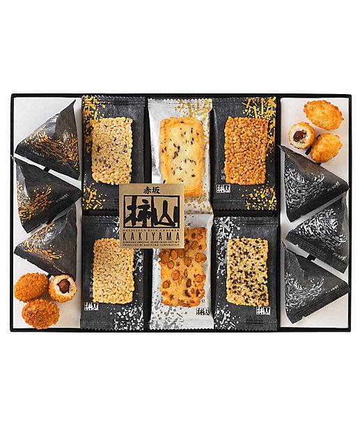 <赤坂柿山/アカサカカキヤマ> 柿山セレクト(和菓子)【三越伊勢丹/公式】