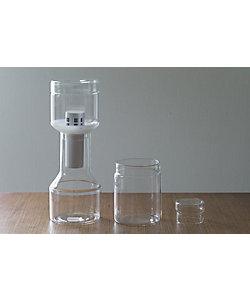 Cleansui/クリンスイ ガラス浄水器 クリンスイJP101-C