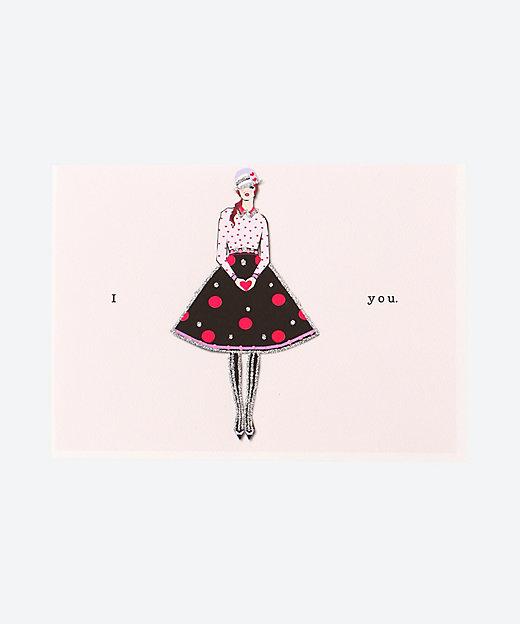 <verrier/ヴェリエ> I HEART YOU【三越伊勢丹/公式】