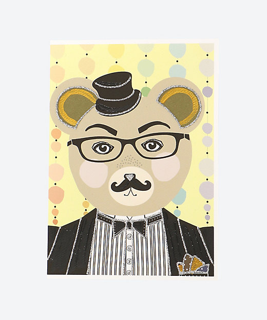 <verrier/ヴェリエ> dapper bear【三越伊勢丹/公式】