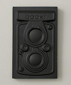 booxi/ボクシ- 二眼レフカメラ ノート (ドット罫線)
