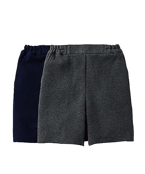<三越・伊勢丹/公式> パンツ(230870) ネービーブルー