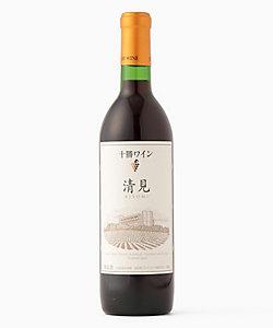 <池田町ブドウ・ブドウ酒研究所>清見