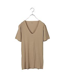 SEEK(Men)/シーク 年間素材 ネックシャツ 定番(EE3315)