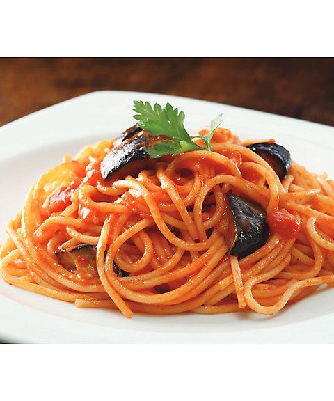 <わんまいる> スパゲティ(茄子のトマトソース) 【三越・伊勢丹/公式】