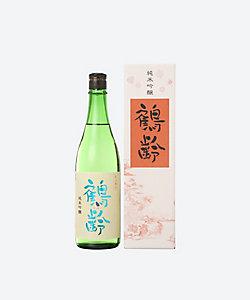 新潟<青木酒造>鶴齢 純米吟醸 (箱入り)