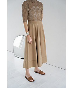 CLANE(Women)/クラネ DOUBLE CLOTH VOLUME SKIRT