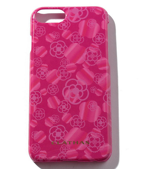 <CLATHAS> アマレッティ iPhone7/8スマホカバー ベリーピンク 【三越・伊勢丹/公式】