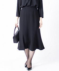 LAPINE FORMAL(Women)/ラピーヌ フォーマル 【オールシーズン・喪服・礼服・フォーマル用】フレアースカート