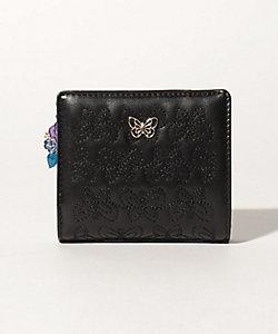 ANNA SUI(Women)/アナスイ エターナルバタフライ Lファスナー二つ折り財布