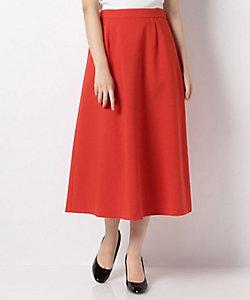 LAPINE BLEUE(Women)/ラピーヌブルー 【洗える】【セットアップ対応】 ハイウエストフレアースカート